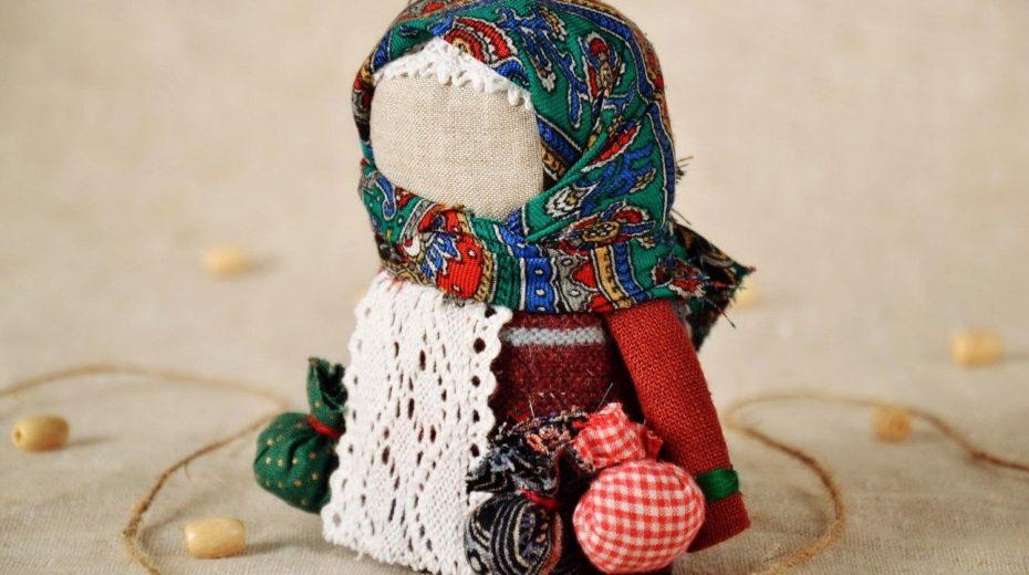 Кукла зернушка своими руками мастер класс 58